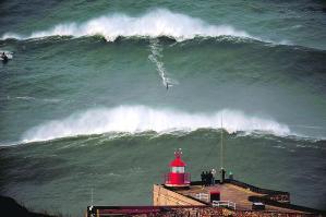 As 7 melhores ondas para surfar na Europa