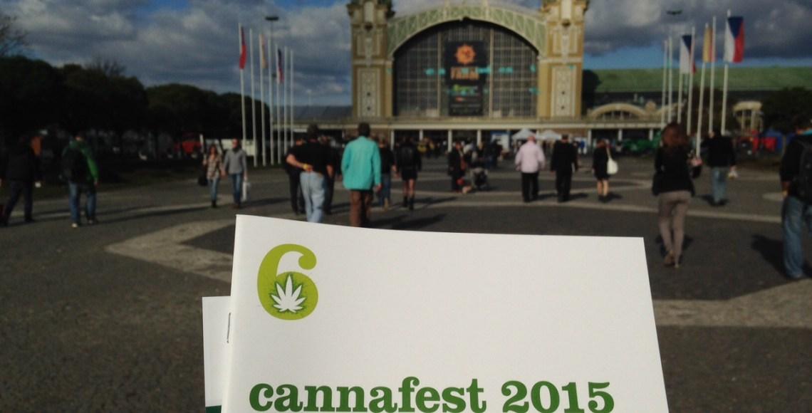 Cannafest, uma das feiras mais populares de Praga