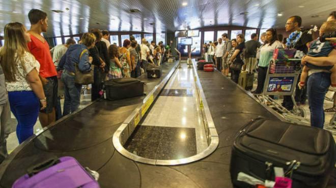 Esteira de bagagens | Foto: Infraero