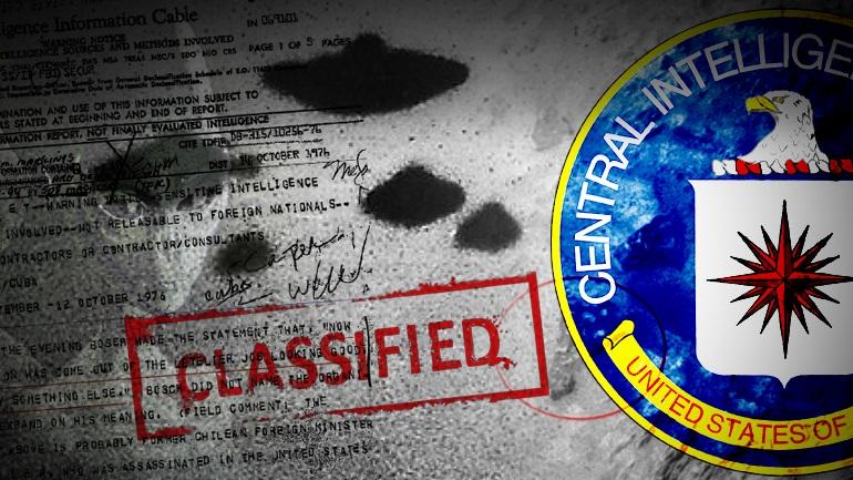 Απόρρητοι φάκελοι της CIA για τα UFO