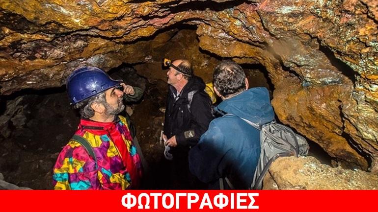 Σπουδαία ανακάλυψη στη σπηλιά Κόκαλα στο Πλωμάρι