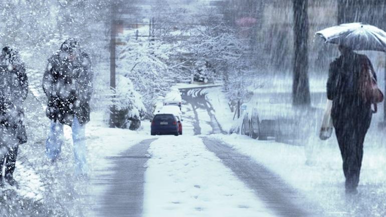 Νέα επιδείνωση του καιρού, χιόνια και καταιγίδες