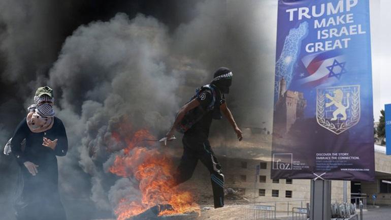 Μαύρη Δευτέρα στην Παλαιστίνη