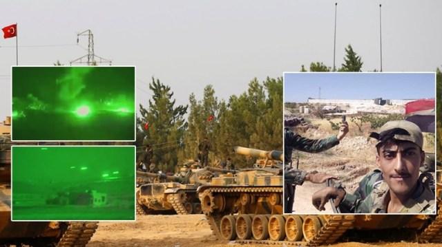 Ο Άσαντ πολιορκεί τους Τούρκους στο Ιντλίμπ