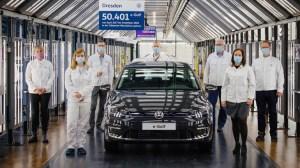 Αυτό είναι το τελευταίο VW e-Golf