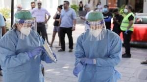 Τρεις θάνατοι σε 24 θανάτους և 602 νέες περιπτώσεις
