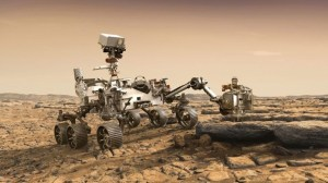 The Perseverance rover produced oxygen on the planet Mars
