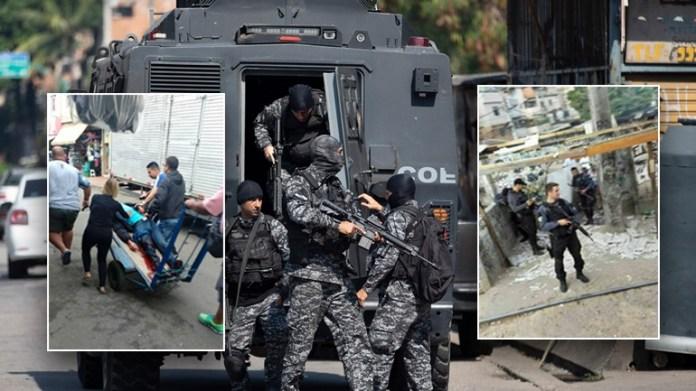 Σφαγή στο μετρό του Ρίο ντε Τζανέιρο