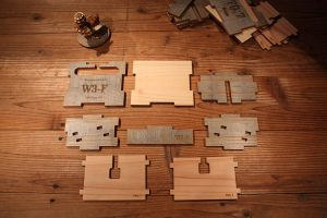 craft、木、