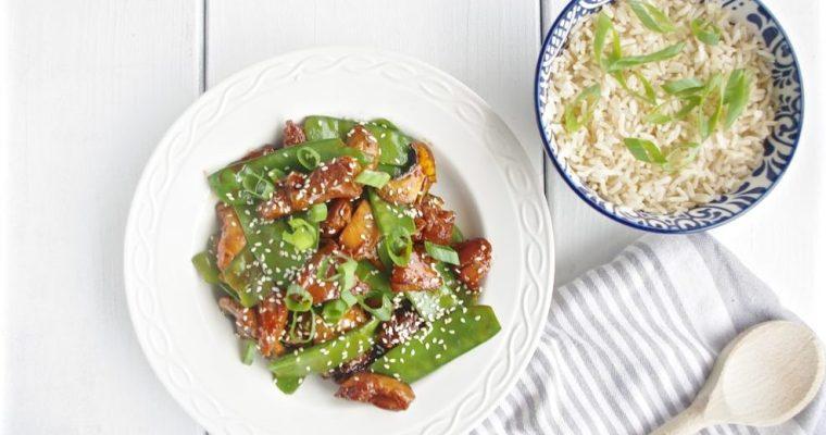 Wereldgerecht: Japanse kip Teriyaki