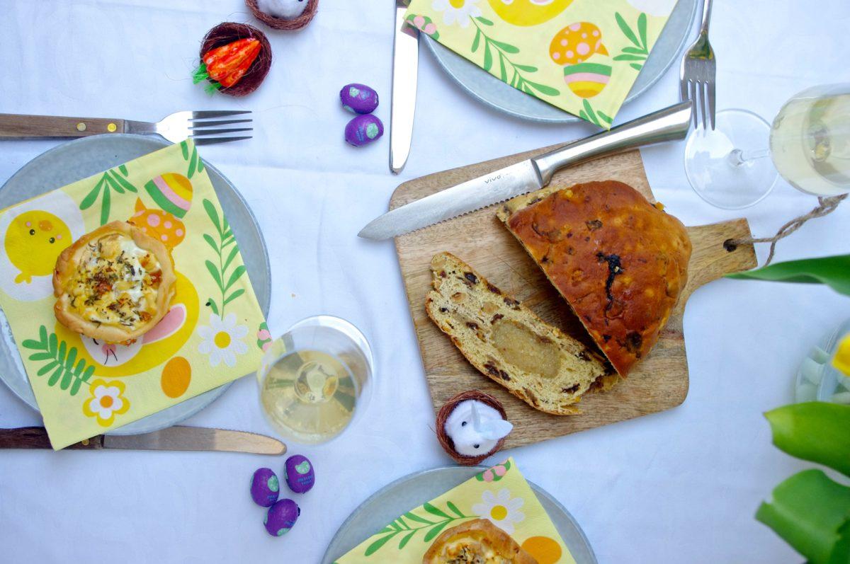Lekker met pasen: Mini quiches met tonijn en zongedroogde tomaatjes