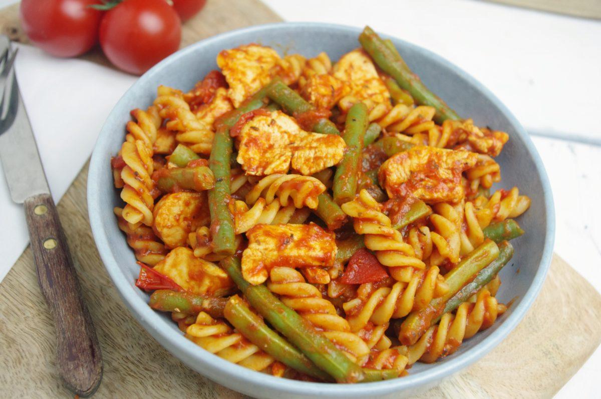 Wereldgerecht: Kipfilet toscana