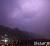 Силни магнитни бури ни връхлитат