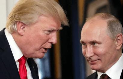 Доналд Тръмп поканил Владимир Путин да посети САЩ