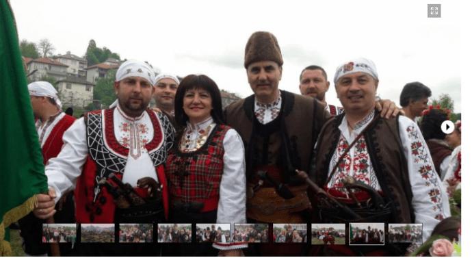 Националната носия като предизборно облекло… и за 150 чевермета