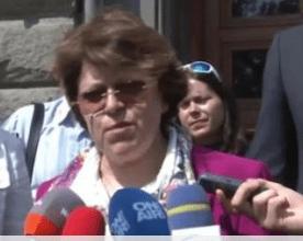 Татяна Дончева ще подкрепи Мая Манолова: Падне ли София, пада ГЕРБ