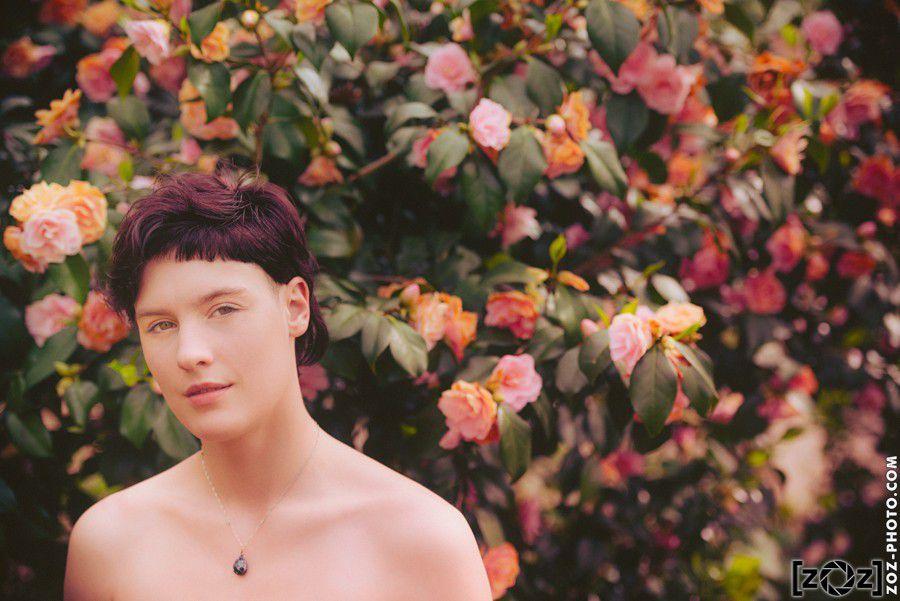 Océanne, la beauté naturelle de la reine des fleurs