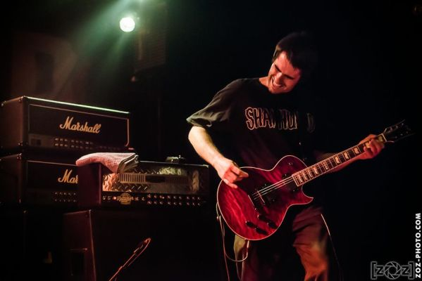 Seekers of the Truth, le Clacson (Oullins), le 9 avril 2014.
