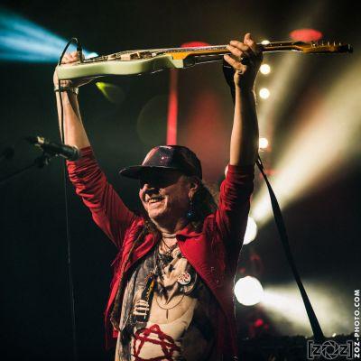 Parabellum, D-Viation festival (Albertville), le 19 avril 2014.