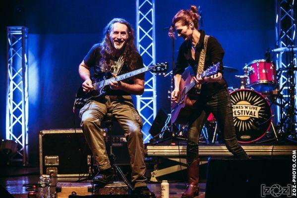 Crashbirds, Gones'n'Live festival (Chaponost), le 2 mai 2014.
