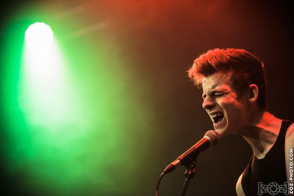 Trigones Plus, Gones'n'Live festival (Chaponost), le 3 mai 2014.