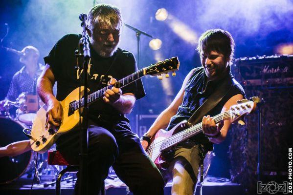 Concert au D-Viation festival