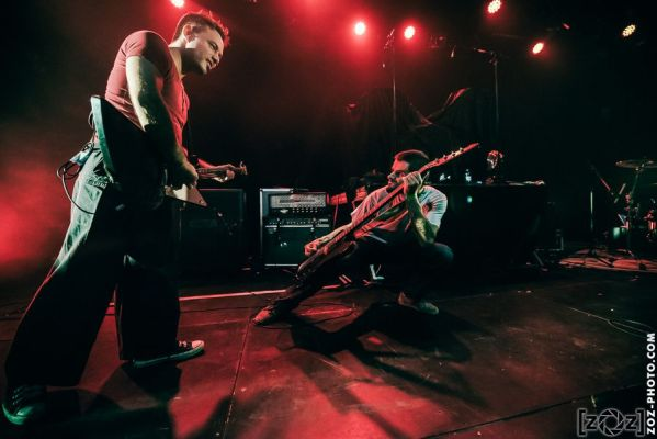Locked In Syndrom, CCO (Villeurbanne), le 3 octobre 2014.
