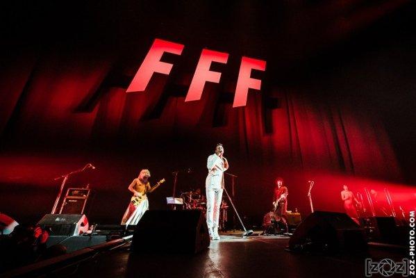 FFF, Bercy, le 20 novembre 2014.