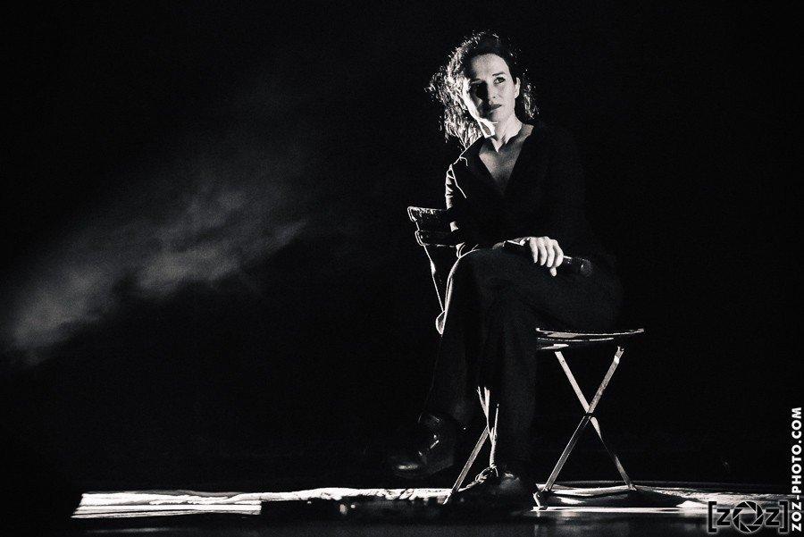 Claire Diterzi à l'espace Albert Camus de Bron
