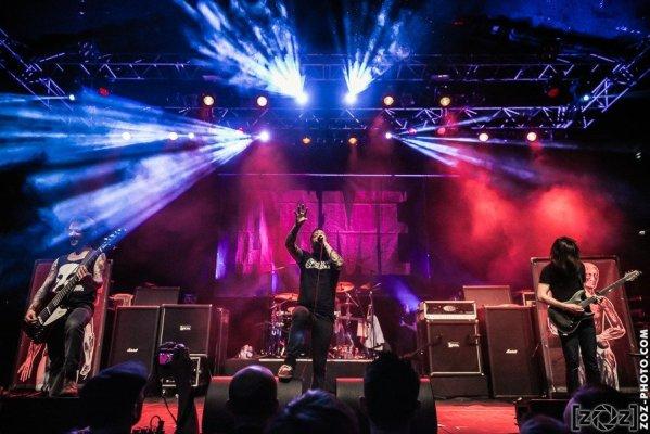 Aqme, We rock Lyon festival, Transbordeur (Villeurbanne), le 9 avril 2015.