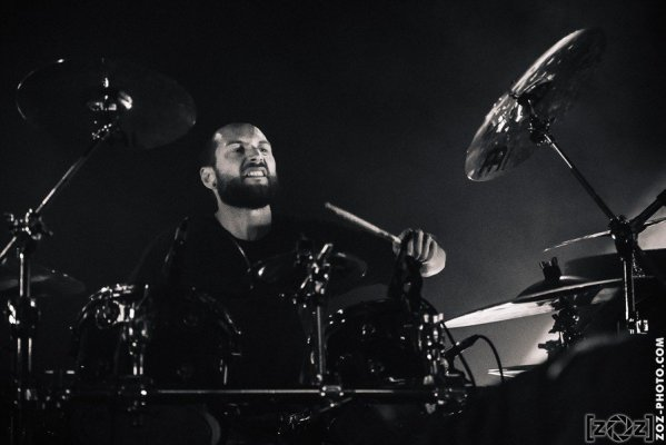 CoredumP, la Cave à Musique (Mâcon), le 10 avril 2015.