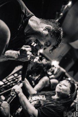 Black Bomb A, D-Viation festival (Albertiville), le 25 avril 2015.