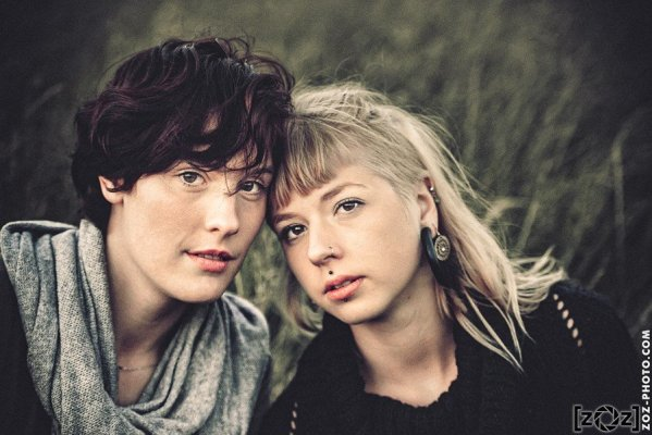 Emy & Océanne, Lozanne, le 16 mai 2015.