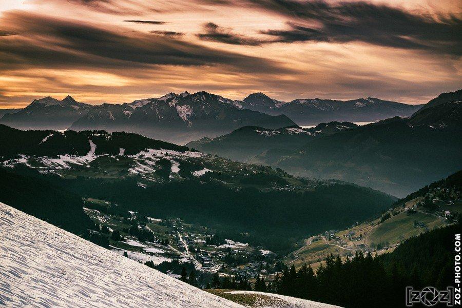 2016 : Depuis le pays du Mont-Blanc…