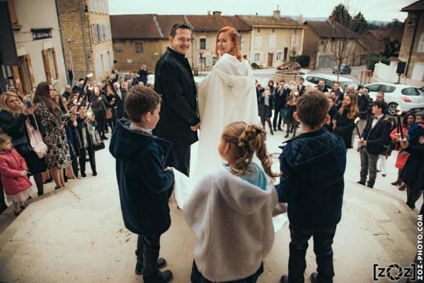 Mariage d'Hélène & Jean-Sébastien