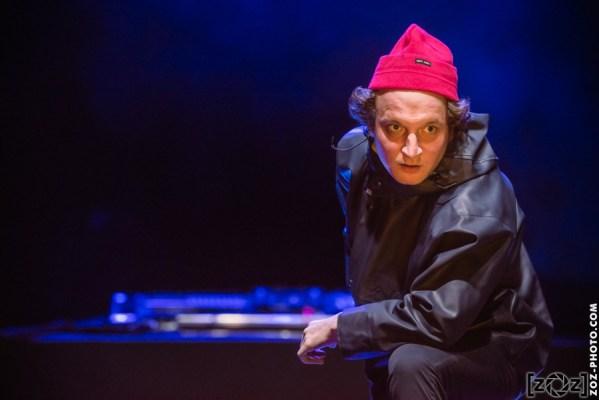 Rezinsky, concert au Bizarre ! (Vénissieux), le 30 mars 2017.