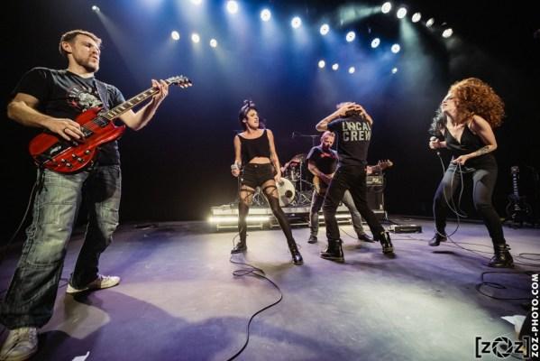 [zOz] journal: R.A.B, Rock à Willy (Pusignan), le 26 octobre 2018.