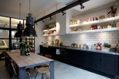 Old-Amsterdam-Garage-Turned-Into-Posh-Bacehlor-Pad-6