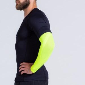 compression-arm-sleeve-neonyellow-2
