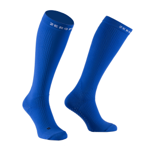 TEAM COMPRESSION SOCK Blue