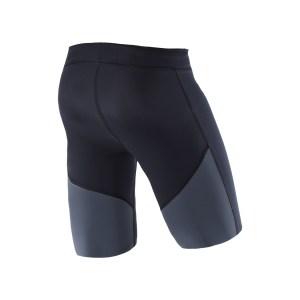 Men Athletic Shorts black back
