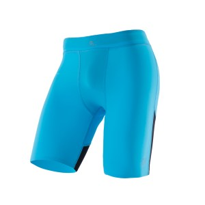 Men Athletic Shorts nordic blue