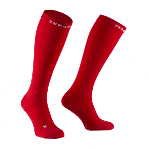 TEAM COMPRESSION SOCK Red