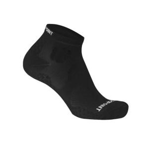 black-ankle-sock