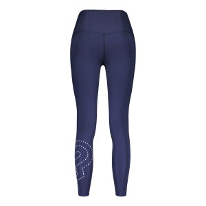 PERFORMANCE COMPRESSION TIGHTS W navy back