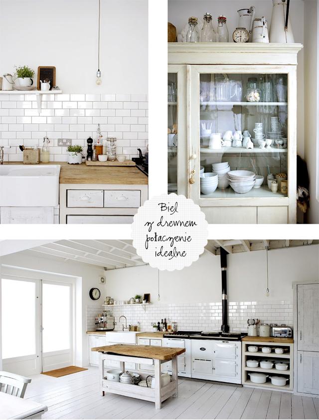 Rustykalna kuchnia  Z potrzeby piękna   -> Kuchnia Rustykalna Wp