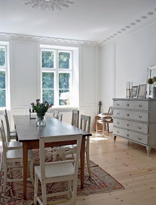 skandynawskie krzesła