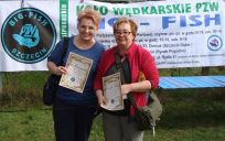 Mistrzostwa Koła Big Fish 2016 - I Tura Spławik