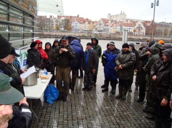 Zawody Gruntowe Parami 2017 - Big Fish Szczecin