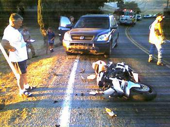 Temecula Motorcycle Accident Attorney